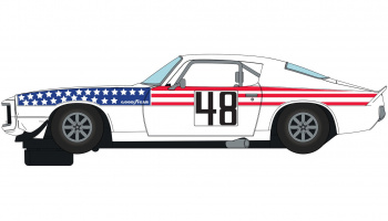 Chevrolet Camaro - Stars n Stripes (1:32) Touring SCALEXTRIC C4043