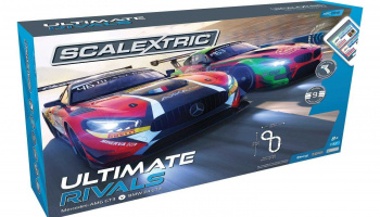 ARC ONE SCALEXTRIC C1356 - Ultimate Rivals Set - Mercedes AMG GT3 / BMW Z4 GT3 (1:32)