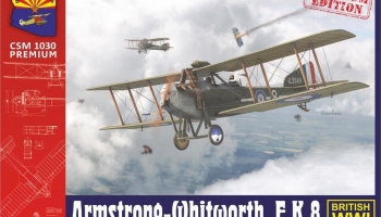 Armstrong-Whitworth F.K.8 Mid.production version 1/48 - Copper State Models