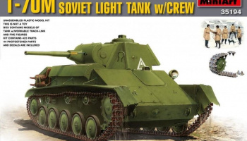 1/35 T-70M Special Edition