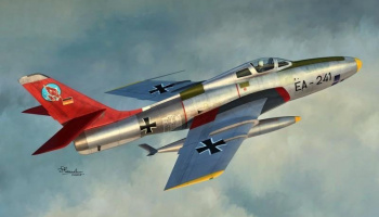 1/72 RF-84F USAF,France,Luftwaffe,Norway