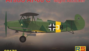 1/72 Arado 66 C Night trainer
