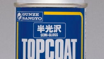 Mr. Top Coat Semi-Gloss 86ml - Gunze