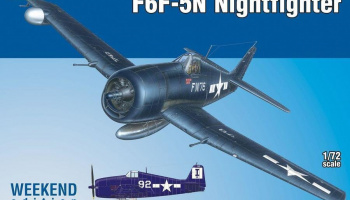 F6F-5N Nightfighter 1/72 – EDUARD