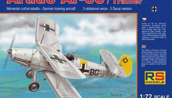 1/72 Arado 66 Trainer Luftwaffe