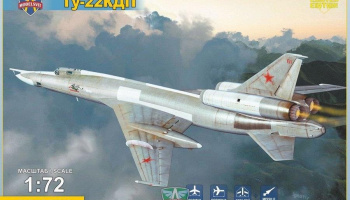 1/72 Tupolev Tu-22KDP Anti-radar missile carrier