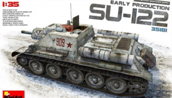 1/35 SU-122 (Early Production)