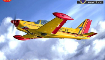 "1/72 SIAI SF-260D/W ""European Users"""