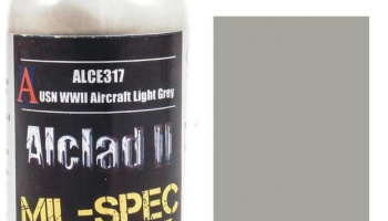 USN WWII Aircraft Light Grey - 30ml