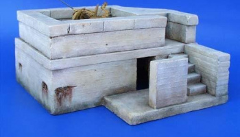 1/35 German Flak Shelter