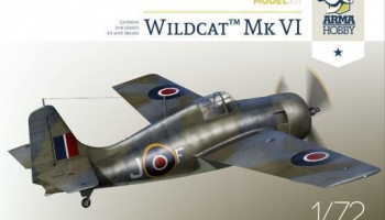 1/72 Wildcat™ Mk VI Model Kit