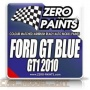 Blue Paint for 'Simil'R Ford GT GT1 2010' - Zero Paints