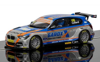 BTCC BMW 125 Series 1 Rob Collard (1:32) - Circuit SCALEXTRIC C3862