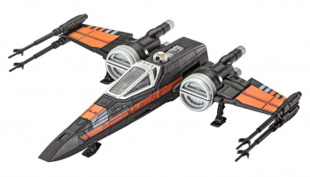 Build & Play SW 06750 - Poe's X-wing Fighter (zvukové efekty)
