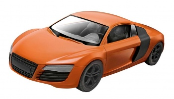 Build & Play auto 06111 - Audi R8 (1:25) - Revell