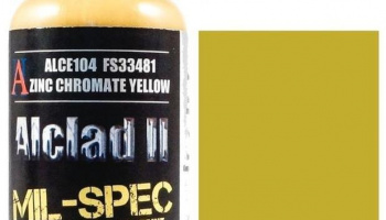 Zinc Chromate Yellow (FS33481) - 30ml – Alclad2