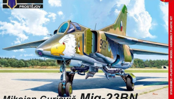 1/72 MiG-23BN Warsaw Pact
