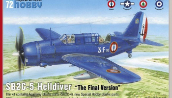 1/72 SB2C-5 Helldiver The Final Version