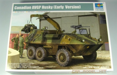 Canadian AVGP Husky (Early Version) - Trumpeter
