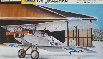 1/72 Martinside F.4 Buzzard Part.2