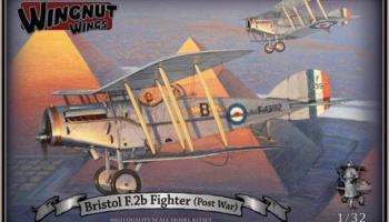 1/32 Bristol F.2b Fighter (Post War)