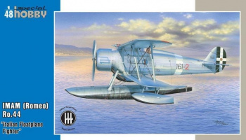 1/48 IMAM (Romeo) Ro.44 Italian Float Fighter