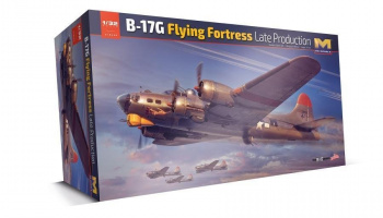 1/32 B-17G Flying Fortress - Late Production