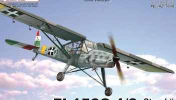 "1/72 Fi 156C Storch"" Danube User"