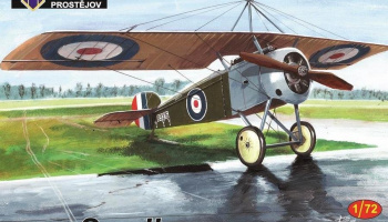 "1/72 Sopwith Swallow ""Monoplane No.2"""
