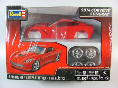 Chevrolet Corvette Stingray - Revell