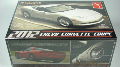 Chevy Corvette Coupe 2012 - AMT