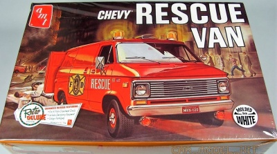 Chevy Rescue Van - AMT