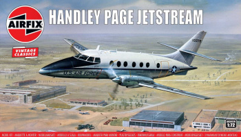 Classic Kit VINTAGE letadlo A03012V - Handley Page Jetstream (1:72)