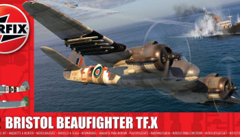 Classic Kit letadlo A04019A - Bristol Beaufighter TF.X (1:72)
