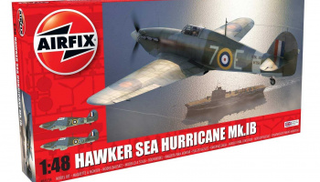 Classic Kit letadlo A05134 - Hawker Sea Hurricane MK.IB (1:48)