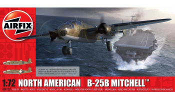 Classic Kit letadlo A06020 - North American B25B Mitchell 'Doolittle Raid' (1:72)