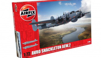 Avro Shackleton AEW.2 (1:72) Classic Kit A11005 - Airfix