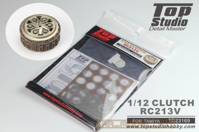 Clutch for RC213V - Top Studio