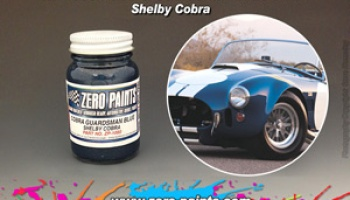 Cobra Guardsman Blue - Zero Paints