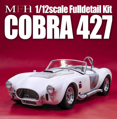 Cobra 427 Fulldetail Kit - Model factory Hiro