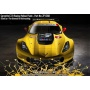 Corvette C7.R Racing Yellow Paint 60ml - Zero Paints