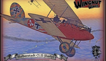 1/32 Halberstadt Cl.II (Early)