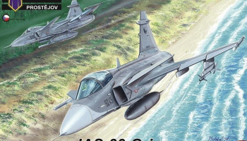 "1/72 JAS-39 Gripen ""International"""