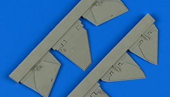 1/48 Defiant Mk.I undercarriage covers
