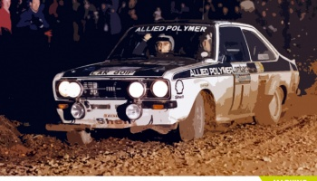 Ford Escort Mk.II RS 1800 - Decalcas