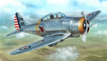 1/72 P-35 Silver Wings Era