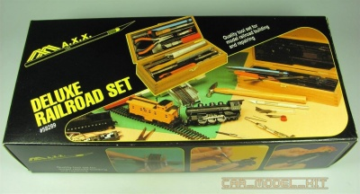 Deluxe railroad set - MAXX