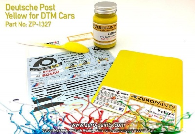 Deutsche Post Yellow Paint 60ml - Zero Paints