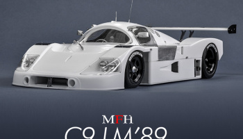 C9 LM'89 Fulldetail kit 1/12 - Model Factory Hiro