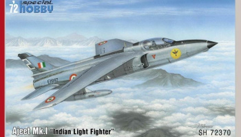 1/72 HAL Ajeet Mk.I Indian Light Fighter